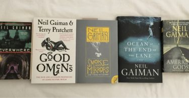Books by Neil Gaiman