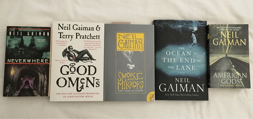 Books by Neil Gaiman