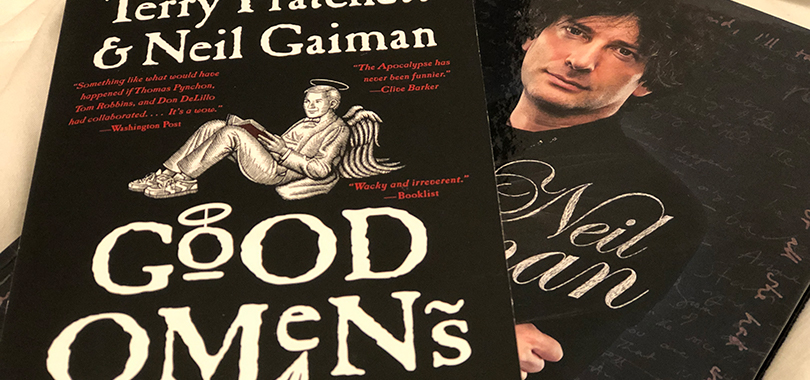 Interview with Neil Gaiman
